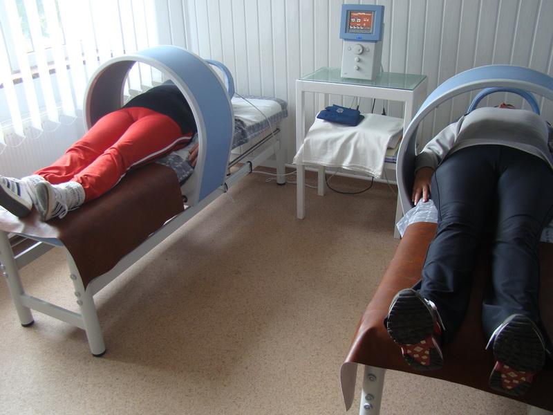 fizioterapie pavilionul 2